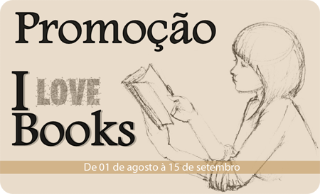 Promocao: I Love Books 7