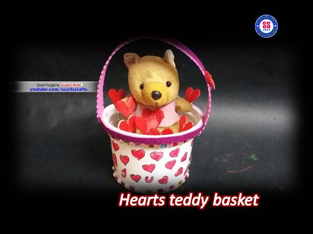 Here is valentine day crafts,valentine's day gift ideas,valentine's pop up card,valentine's day wall hangings,valentines day gift articles,valentine's day show pieces,how to make valentine's day basket from waste materials