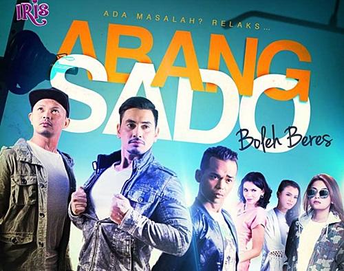Sinopsis drama Abang Sado Boleh Beres TV3, pelakon dan gambar drama Abang Sado Boleh Beres TV3
