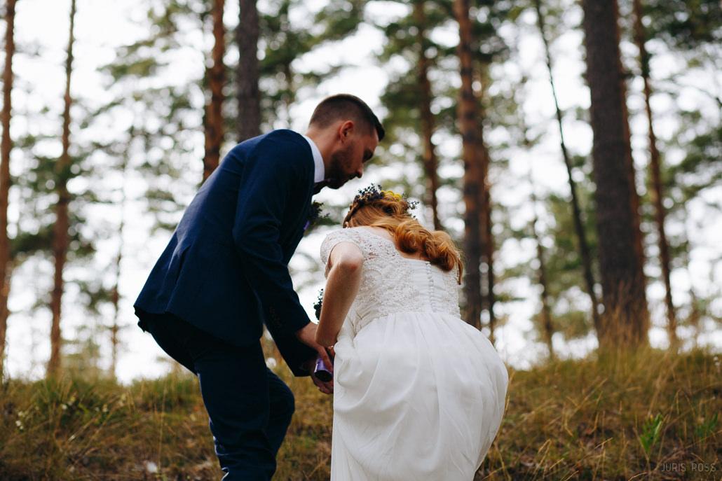 Vietas neaizmirstamai kāzu fotosesijai Latvijā