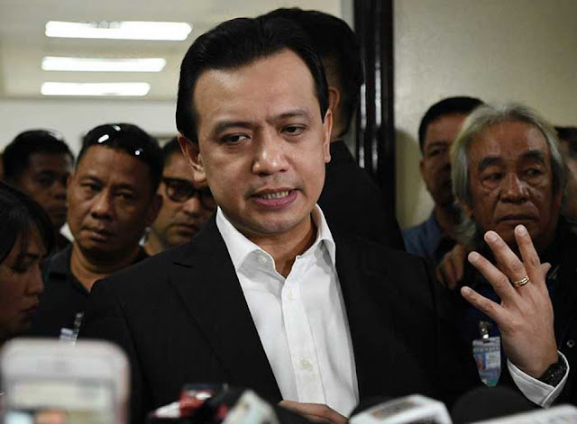 Former COMELEC official explains why Trillanes should be arrested even he's inside Senate