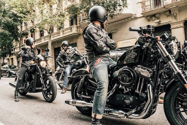 【車迷注意!】哈利電單車鬧市巡遊 赤柱大開熱鬧嘉年華