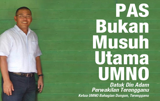 Image result for Gambar Pas sokong Umno