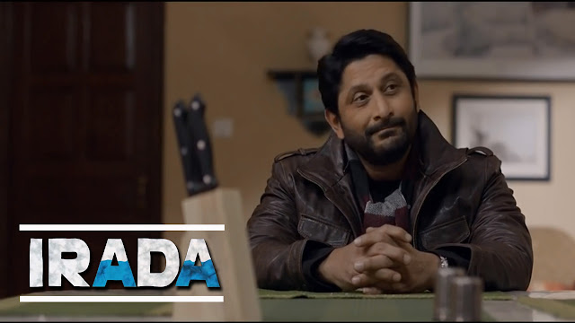 Irada 2017 Movie Actor Arshad Warsi Funny Wallpaper
