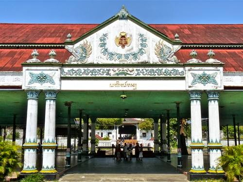 Wisata Budaya Keraton Yogyakarta Hadiningrat Aneka