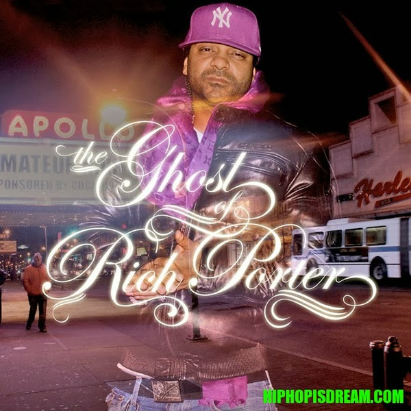 Jim Jones - The Ghost of Rich Porter  Cover