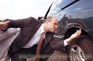 menghilangkan lecet pada mobil