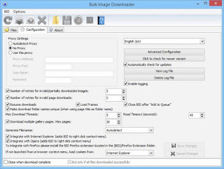 Bulk Image Downloader 5.23.0 Multilingual Full Version