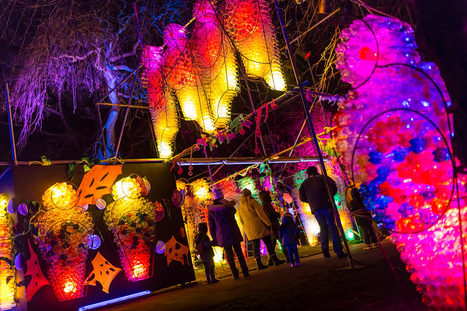 Enchanted Parks at Saltwell Park 2016 | How and where to buy tickets
