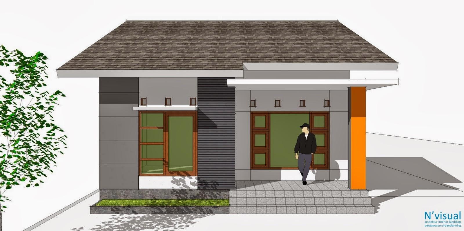 61 Desain Rumah Minimalis Yang Hemat Biaya Desain Rumah