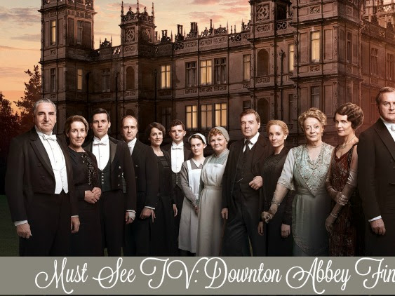 Must See TV: Downton Abbey Final Season
