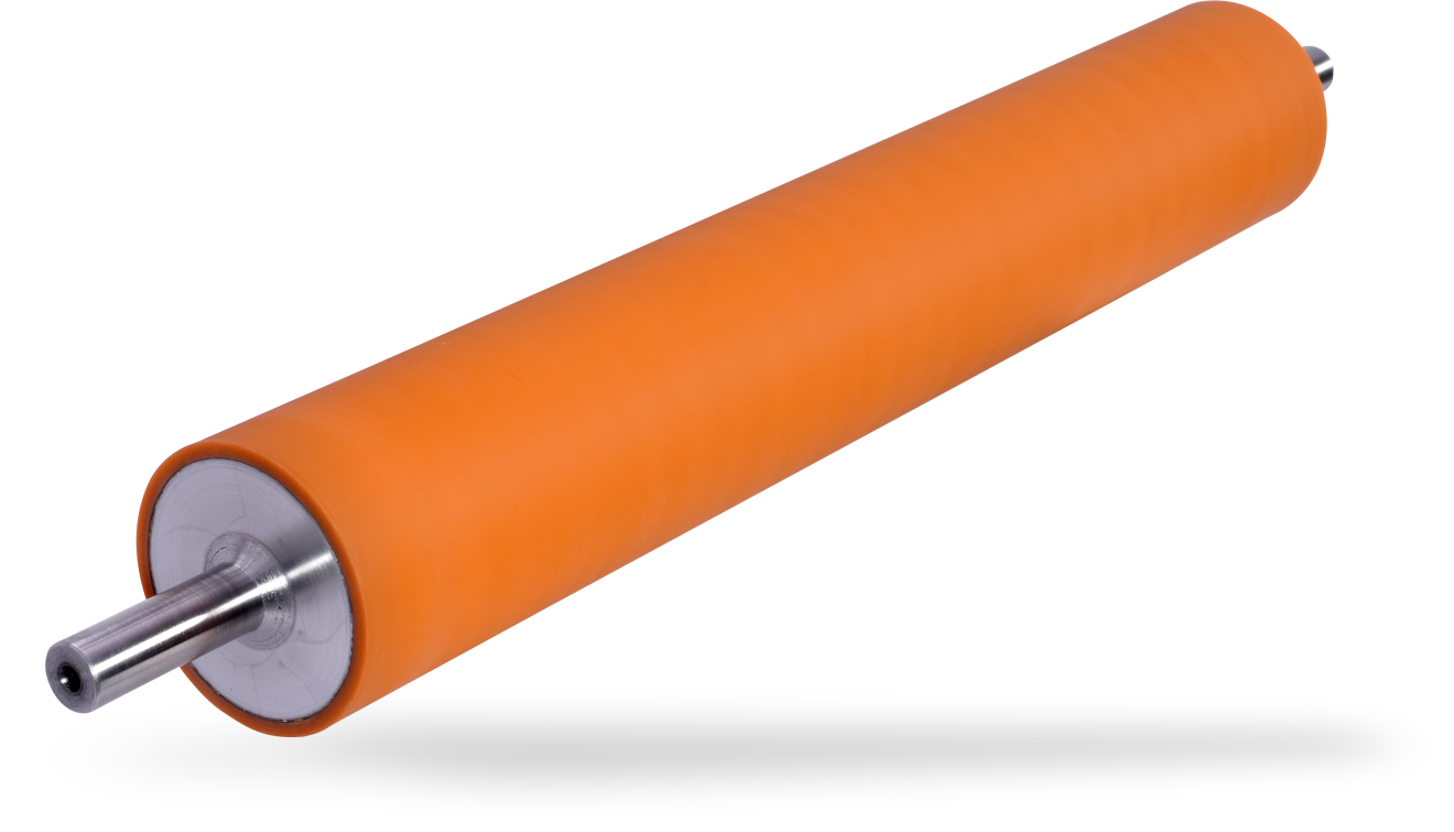 Silicone Rubber Rollers 87