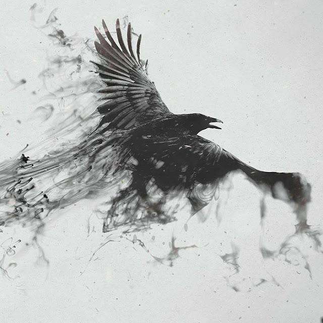 Dark Raven Wallpaper Engine