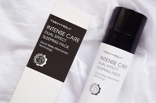 A picture of Tonymoly Intense Care Dual Effect Sleeping Pack
