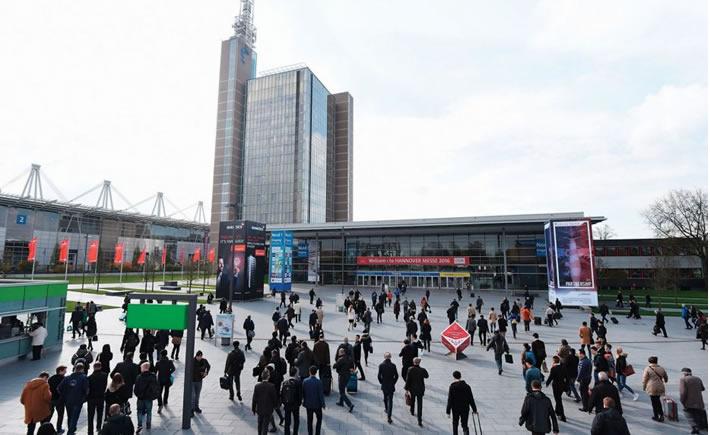 Este domingo el presidente de México, Enrique Peña Nieto y la Canciller federal alemana, Ángela Merkel, inaugurarán la Feria más importante de Tecnología e Industria a nivel mundial que tendrá lugar del 23 al 27 de abril. (Foto: Hannover Messe)