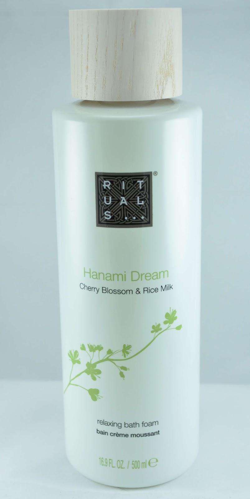 Polished Lifting: Rituals Hanami Dream Cherry Blossom & Rice Milk ...