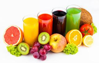 Fresh Fruits Juice