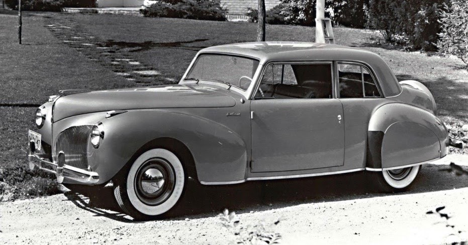 Car style critic continental mk ii design competition for Ford motor company history background