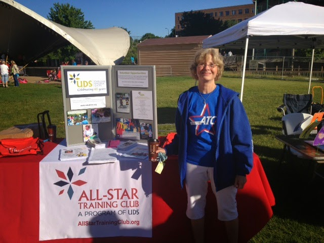 05217dd9f2de UDS All-Star Training Club represented at Autism 5K   Walk