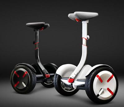 Xe điện cân bằng 2 bánh ninebot mini pro đã có mặt tại tphcm