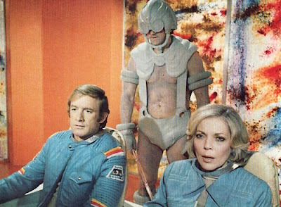 Space 1999 Annual 1978, costume