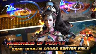 Game Sword Kensin V1.16.2.1202 MOD Apk