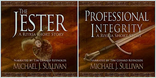 Michael J. Sullivan's Short Stories