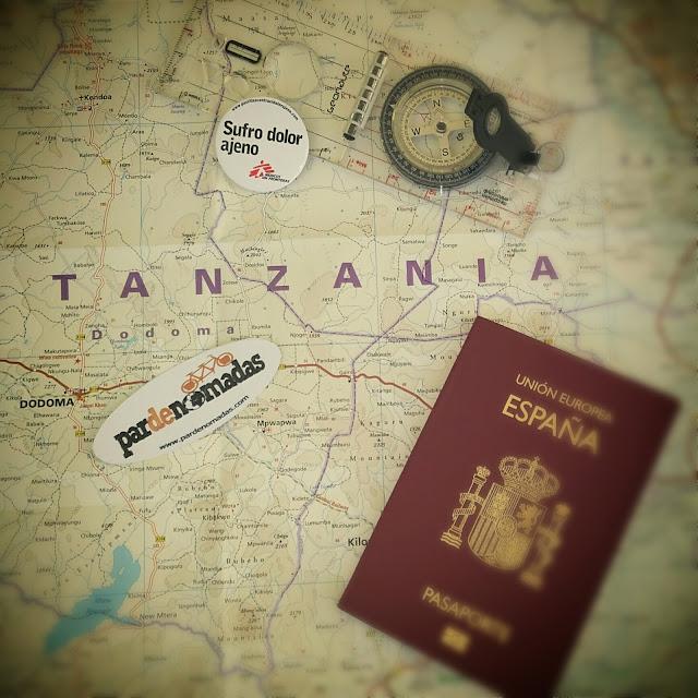 Kenia y Tanzania en tándem