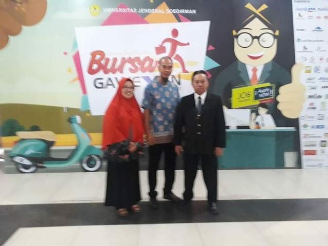 Roni Fadilah di Bursa Gaweyan: Strategi Sukses Berkarir di Era Global
