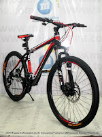 26 Inch Pacific Invert 5.0 Aluminium Alloy Frame 21 Speed Mountain Bike