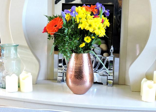 spring flowers - Just Add Ginger blog