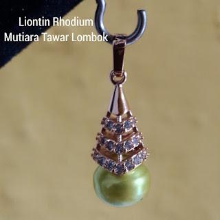 Harga Liontin Mutiara Lombok
