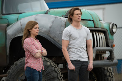 Monster Trucks Lucas Till and Jane Levy image (23)