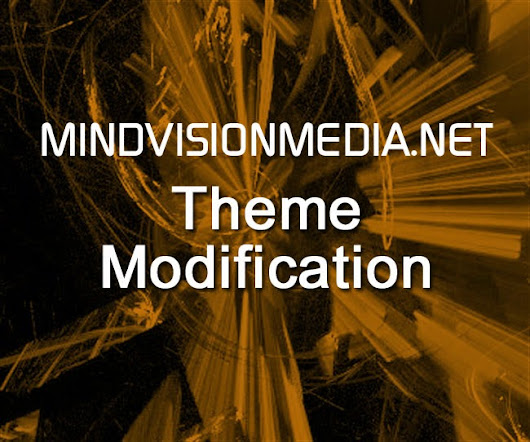 MVM Custom WP Theme Modification