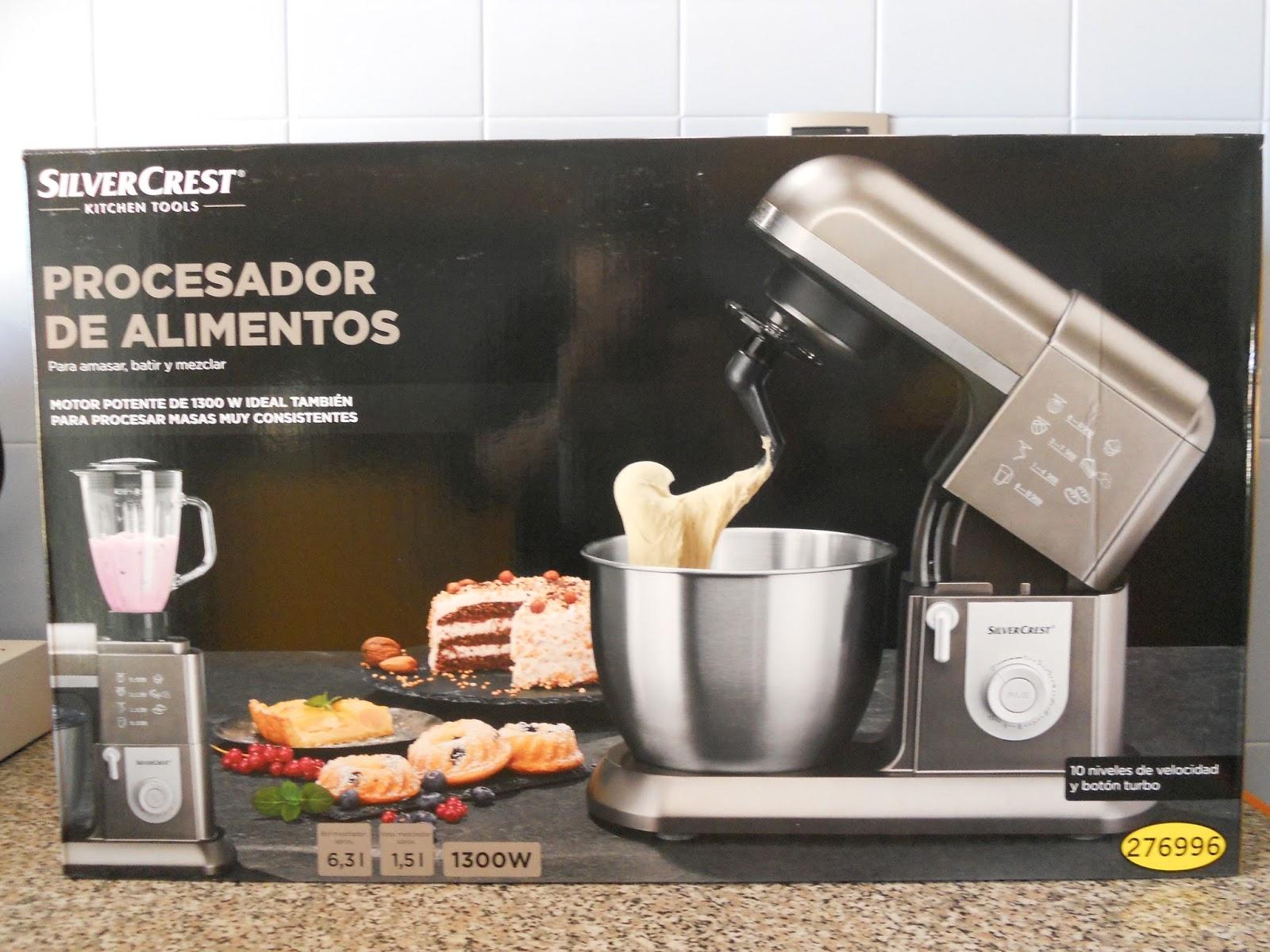 New in robot de cozinha silvercrest - Robot de cocina silvercrest lidl ...