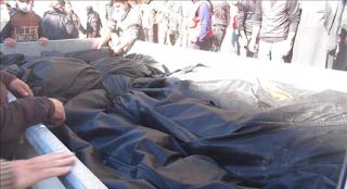 Serangan Gas Beracun oleh Militer Syiah di Khan Sheikhoun Idlib Tewaskan 58 Sipil