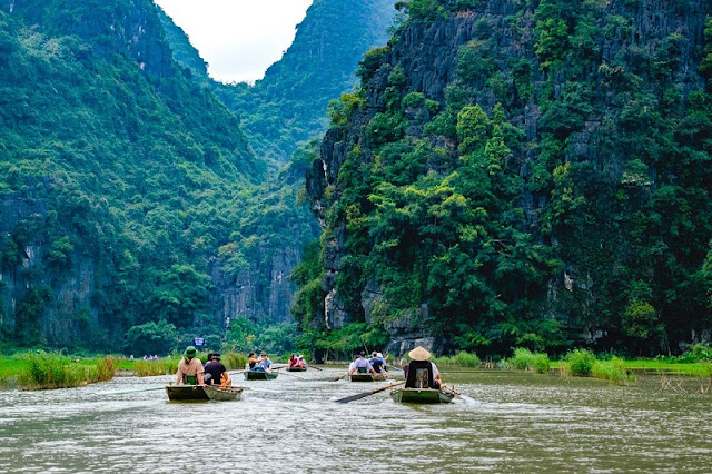 Ninh Bình Tour Offers Ideal Vacations