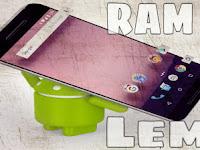 Cara Membuat Hp Android Ram 1GB Tidak Lemot