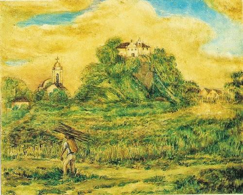 As Duas Igrejas - Anita Malfatti e suas principais pinturas ~ Pintora brasileira