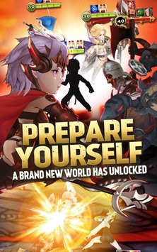 Seven Knights v1.1.20 Modifikasi apk download