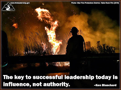 The key to successful leadership today is influence, not authority. –Ken Blanchard
