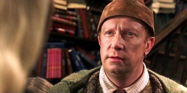 Марк Уилямс в Хари Потър и стаята на тайните