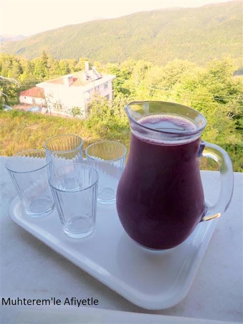 doğal organik içecek