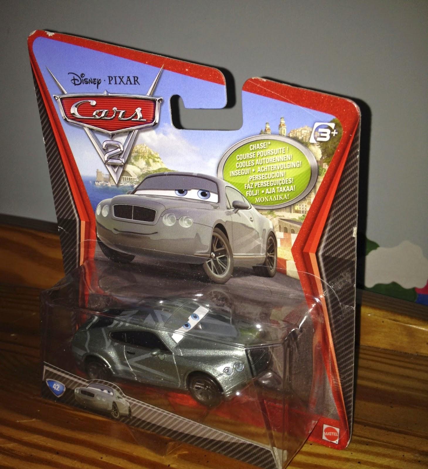 Cars  Prince Wheeliam