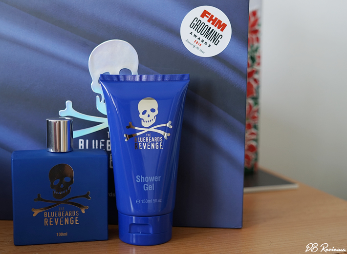 The Bluebeards Revenge EDT & Shower Gel Gift Set