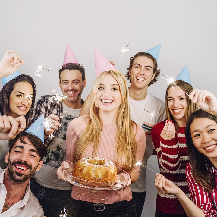 Birthday Celebration Invitation Email to Employees MessageForBirthday