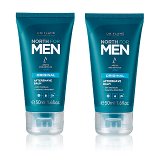 Κρέμα για Μετά το Ξύρισμα North for Men Original 50ml