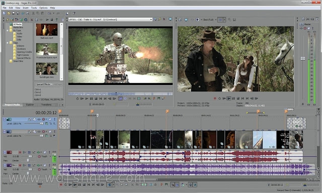 Sony Vegas Pro 13 Full Version