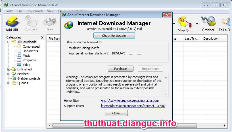 idm 6.28 Build 14 full crack