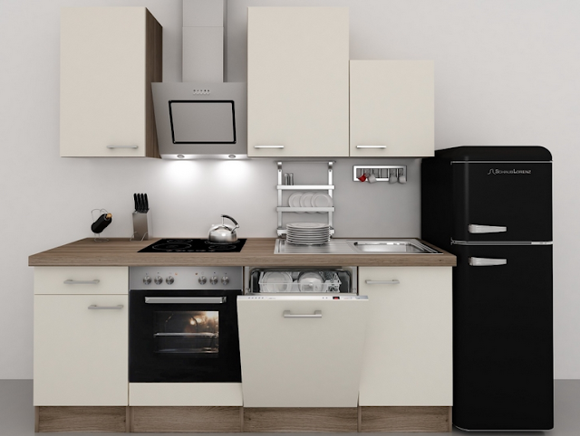 Küchenzeile Günstig Mit Geräten